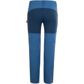 TROLLKIDS Nordfjord Pantalones Zip Off Niños, midnight blue